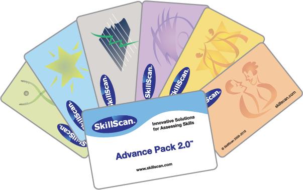 SkillScan Advance Pack 2.0: Career Assessment